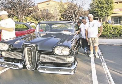 Past Pleasures car show celebrates July 4th