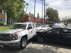 A Yucaipa man leads deputies on a high-speed pursuit