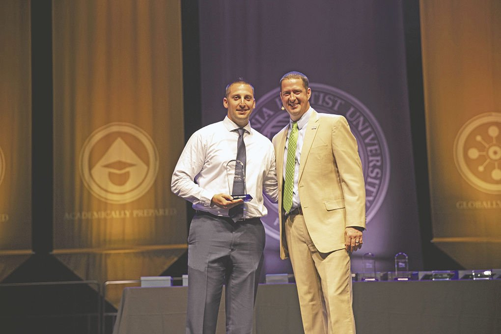 Ex-Thunderbirds Marnati, Huff receive hall-of-fame, all-American team honors