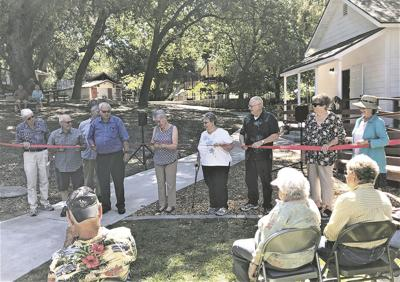 Oak Glen School House finally gets long awaited ribbon-cutting