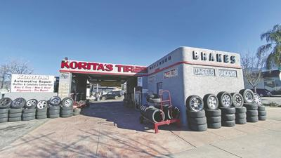 Korita's Tires, all your tire needs at an honest price
