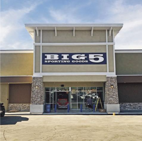 16 reviews of Big 5 Sporting Goods