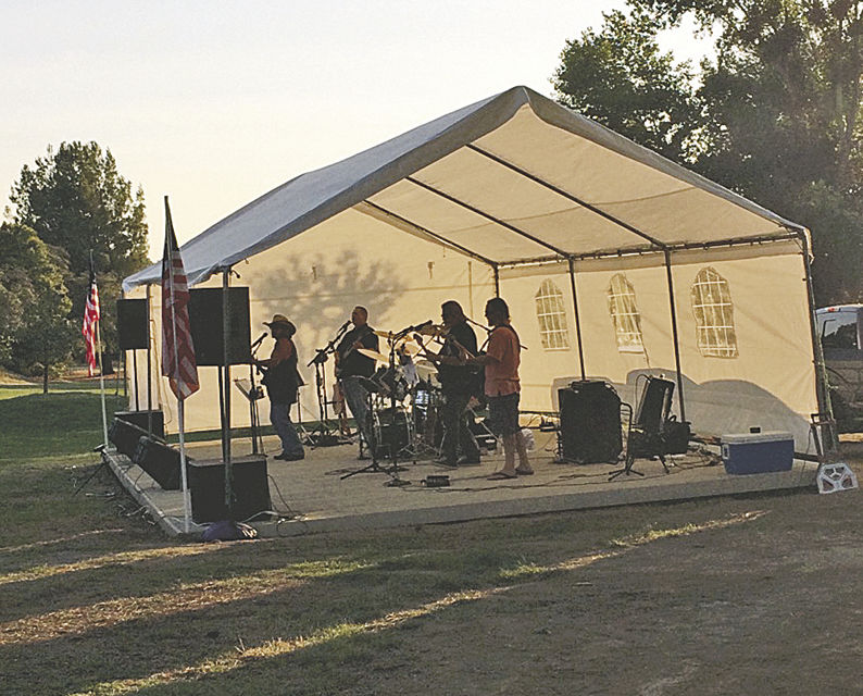 Classic tunes get things rocking at Concerts on the Green