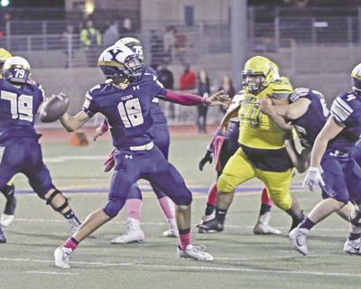 Yucaipa High SchoolFootball loses first game this season