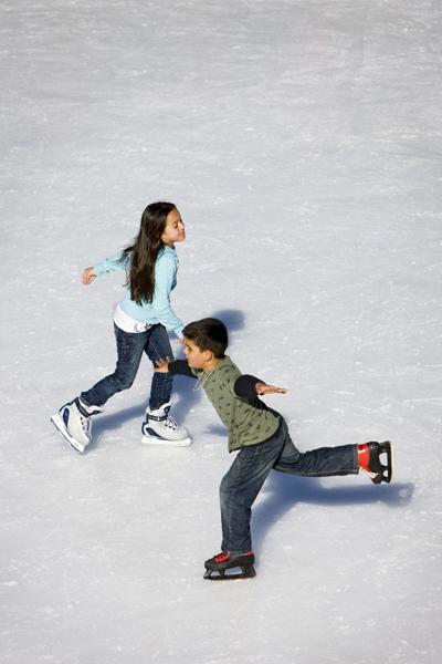 Yucaipa to get ice skating rink
