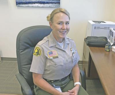 Meet Yucaipa's new Lieutenant Julie Brumm-Landen