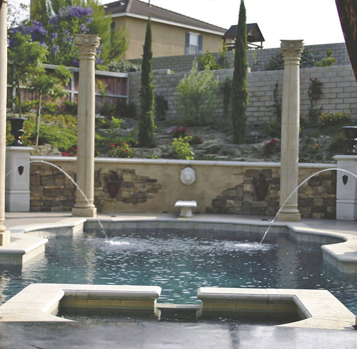 Bring ideas to life with LA Custom Pools and Spas