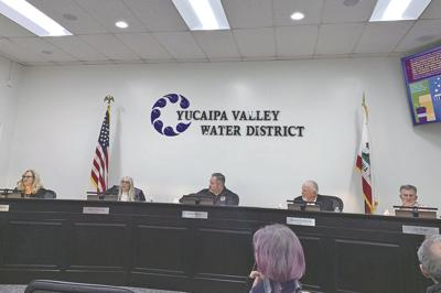 Yucaipa Valley Water increases rates for the first time in 11 years