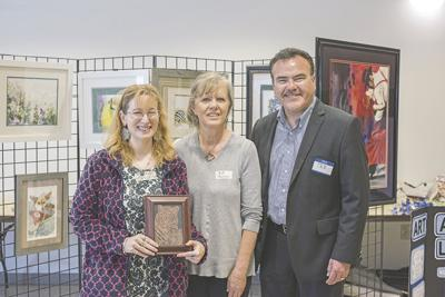 Annual Art Ability event showcases creative artists
