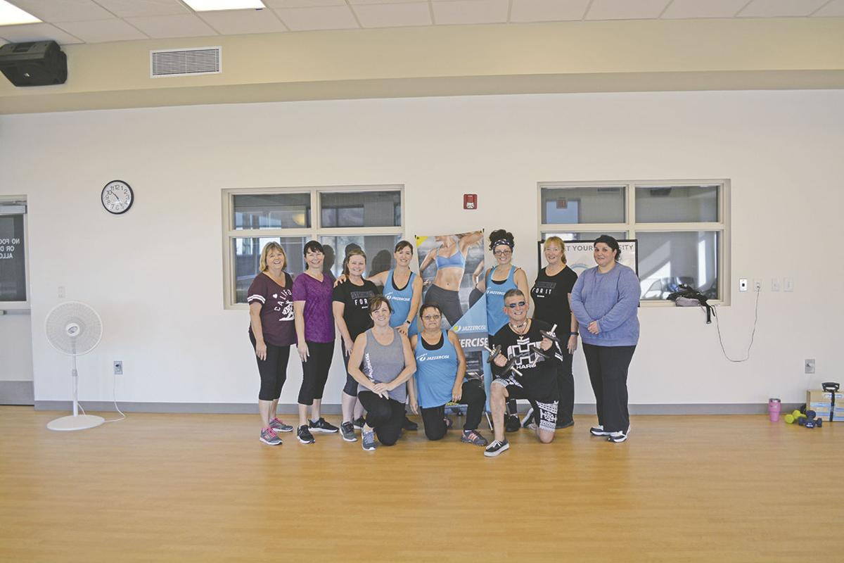 Jazzercise, have fun while you sweat for health