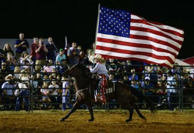 Efland Ruritan Rodeo
