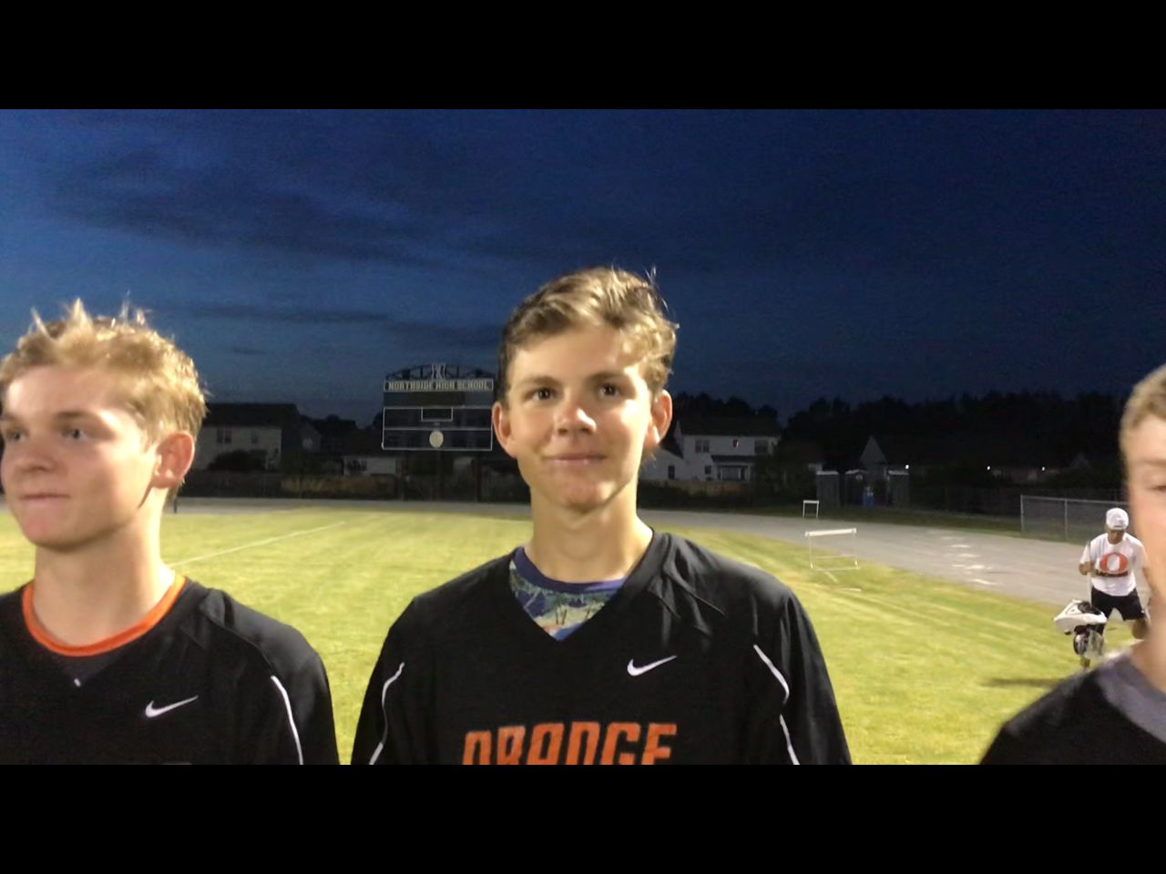 Orange's Dylan Boyer scored 4 goals in their win over Northside-Jacksonville in the state playoffs