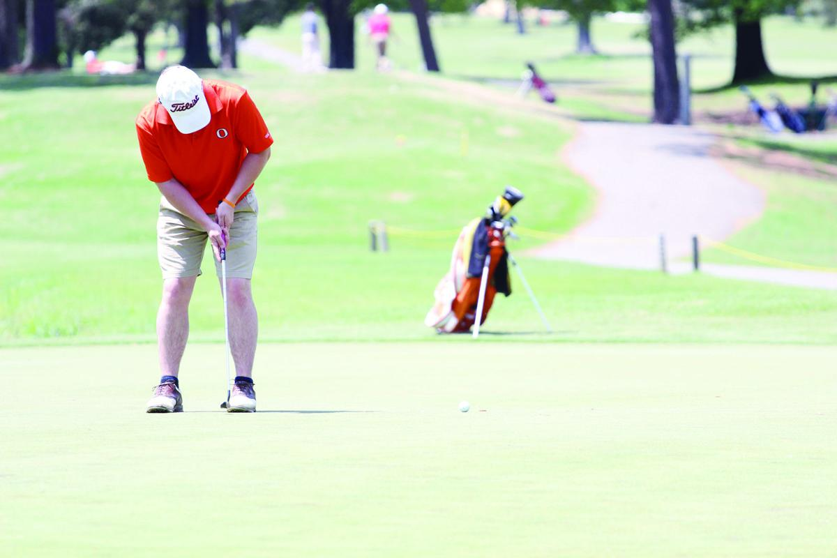 Cedar Ridge and Orange golf