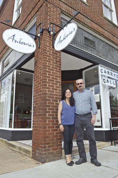 Antonia's owners