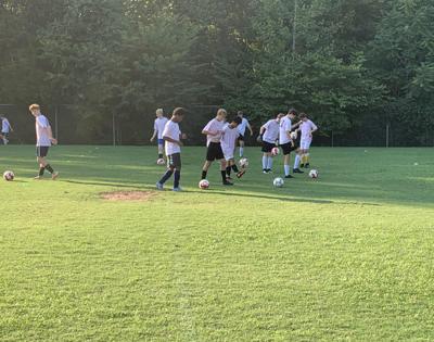 Cedar Ridge soccer