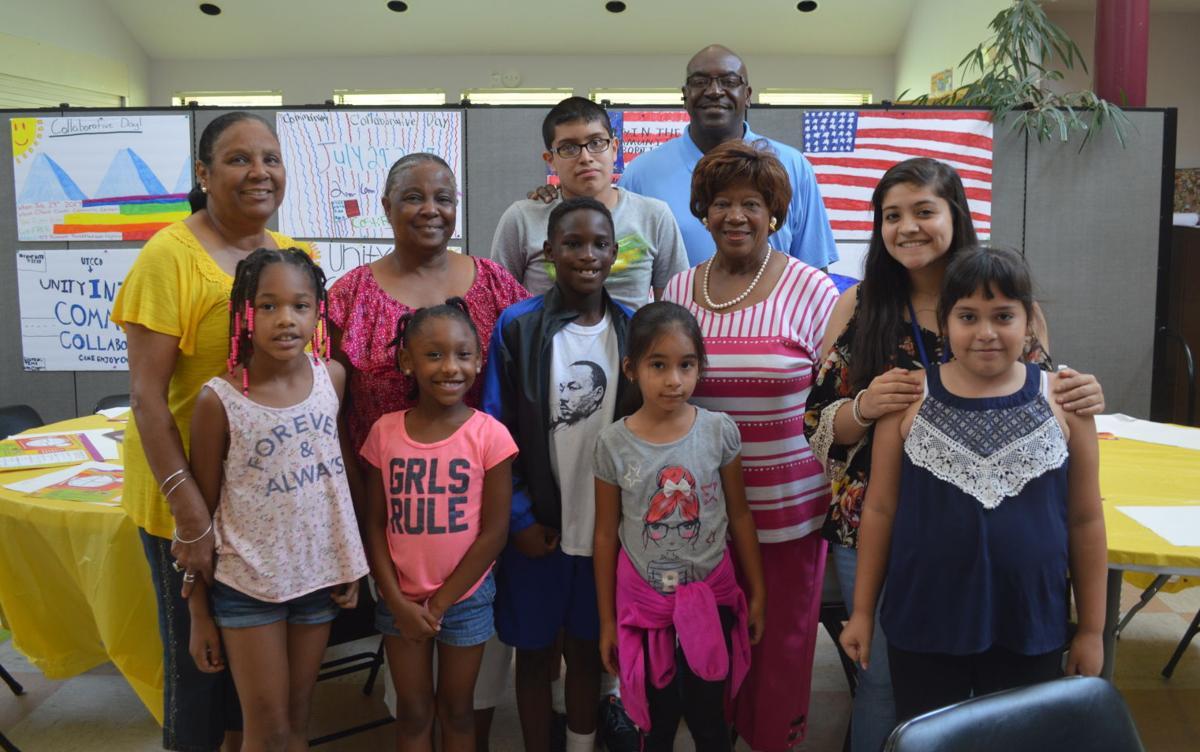 Efland-Cheeks Community Center Summer Enrichment Program