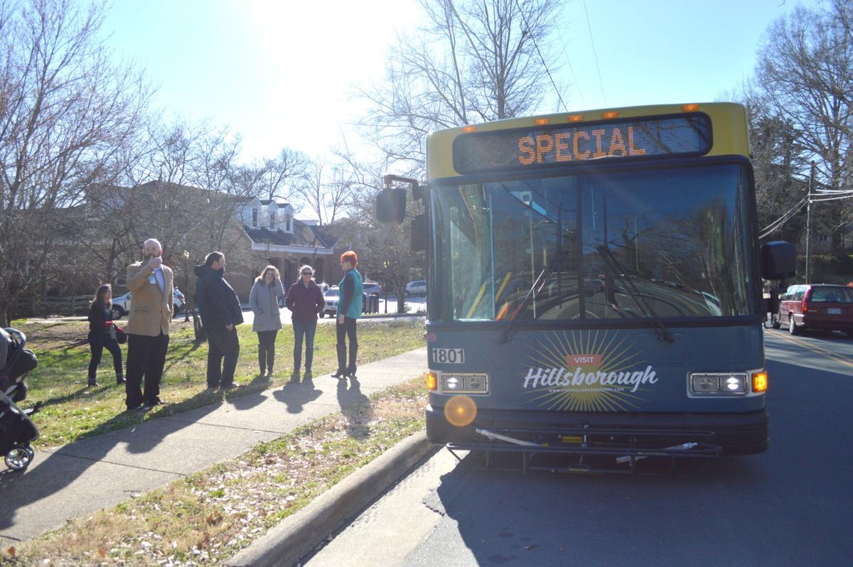 Hillsborough bus