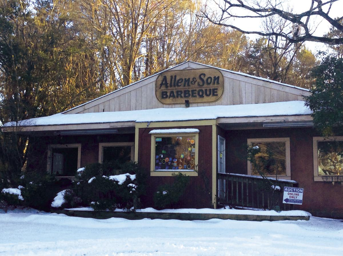 Allen & Son quietly closes | News | newsoforange com