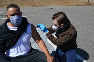 OCS vaccinations
