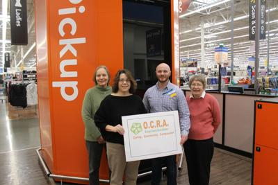 Orange County Rural Alliance receives $3,500 gift from Walmart
