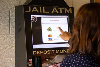 Detention Center ATM