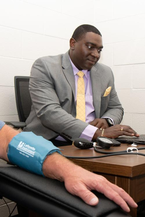 OCSO Corporal Richmond conducts new polygraph program for