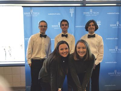 The Orange High School Virtual Enterprise Program