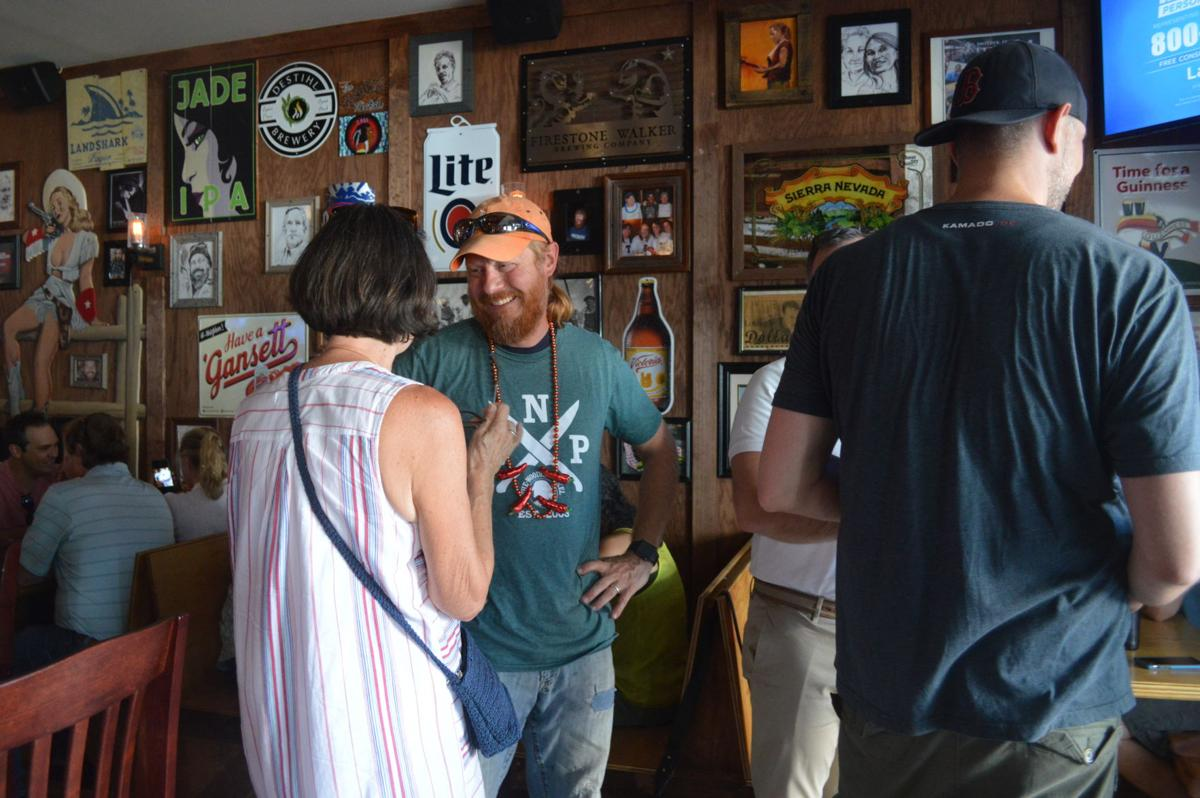 The Wooden Nickel Moves Opens Just Down The Street Business