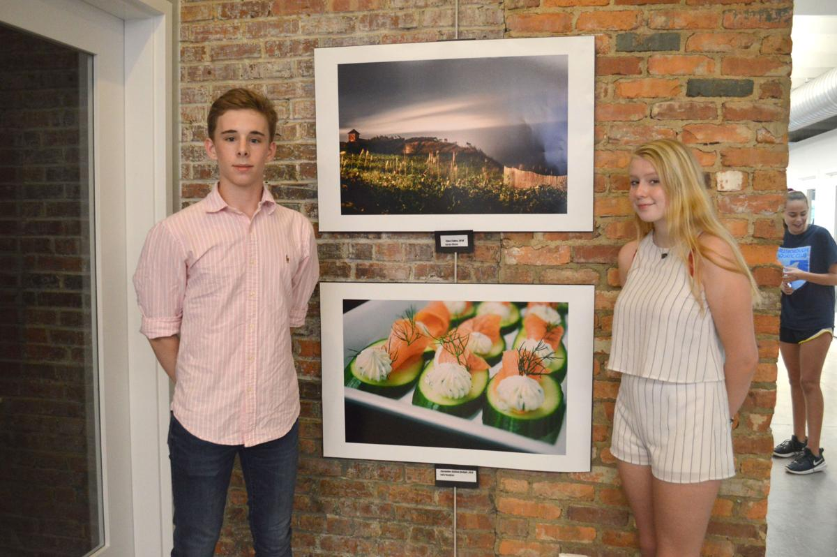 Students show their work
