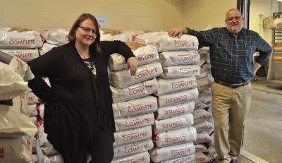 Southern States Cooperative makes huge food donation