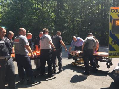 Maryanne Rosenman rescued Friday afternoon