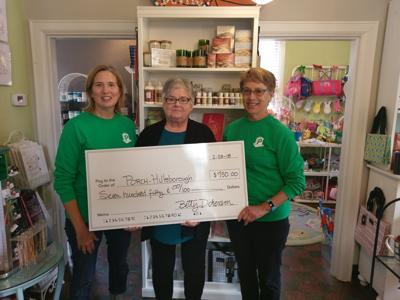Hillsborough business donates candle proceeds to combat local hunger