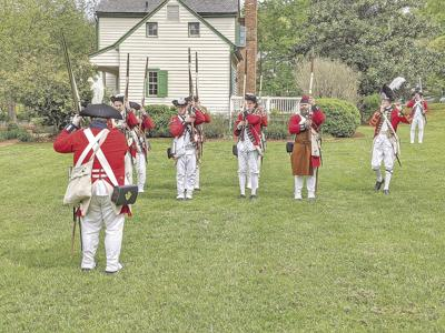 Rev War Day