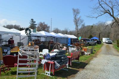 Tar Heel Antiques festival