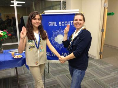 Going for Girl Scout Gold Award