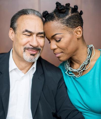 Phil and Nnenna Freelon