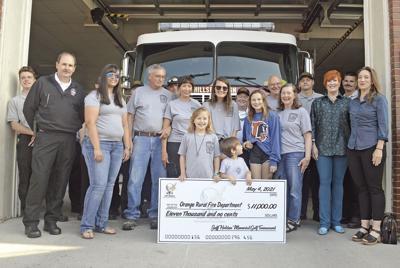 Jeff Holden Donation