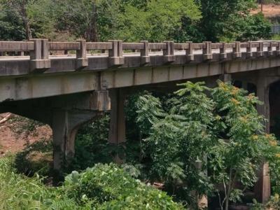 Eno River Bridge