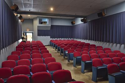 Seating at the Chelsea Theater