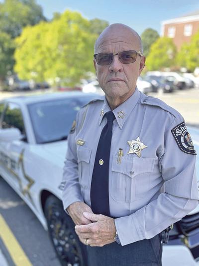 Sheriff Charles Blackwood