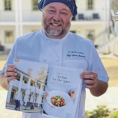 Chef Beau Bennett