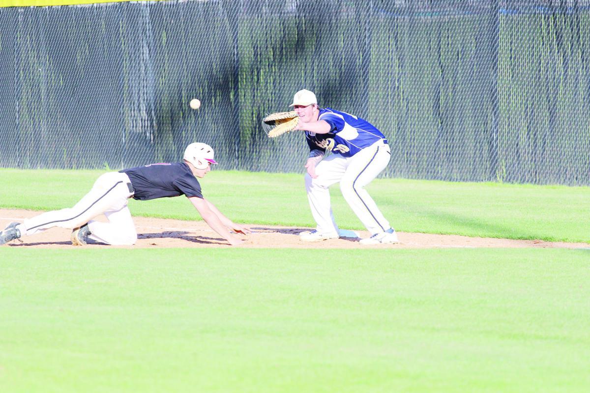 Cedar Ridge baseball