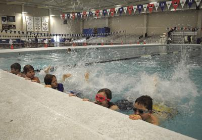 Swim program gets off to successful start