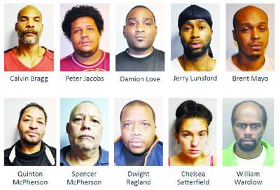 10 arrested in drug bust | News | newsoforange com