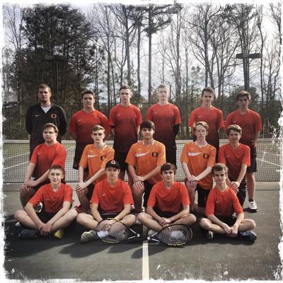The Orange men's tennis team is off to a 6-3 start under head coach Justin Webb