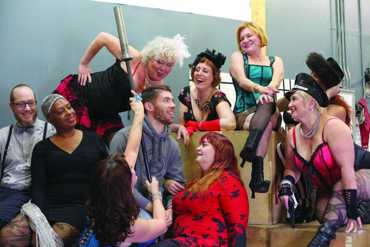 The Bottom Line Burlesque and Comedy Troupe