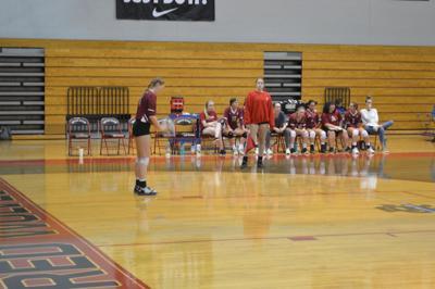 Cedar Ridge volleyball