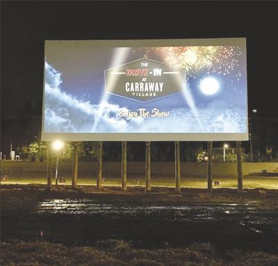 Drive-In At Carraway Village