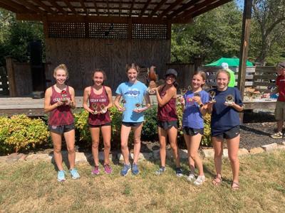 Cedar Ridge cross country team