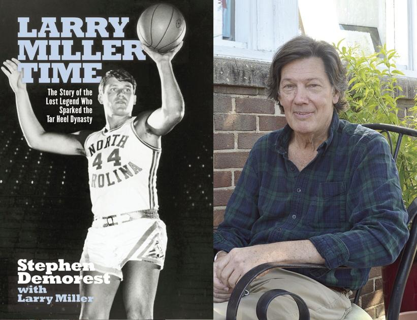 """Tracking a legend: The story behind """"Larry Miller Time"""" is personal and completely unexpected"""